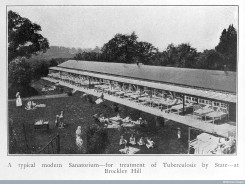 Brockley Hill sanatorium for Tuberculosis